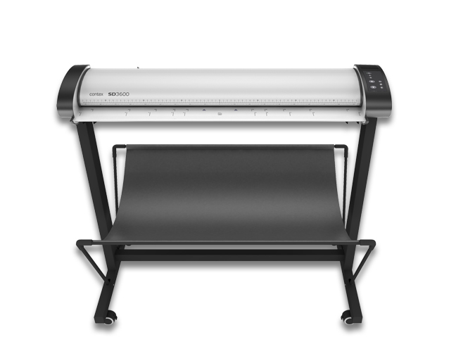 Contex SD3600 scanner
