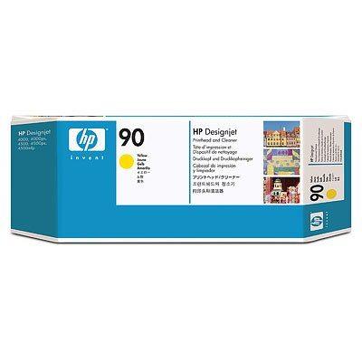 HP DesignJet 4000 Supplies - PH, PH, PH-Yellow