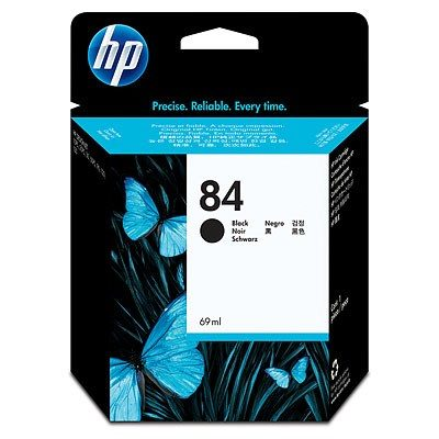 HP DesignJet 130 Supplies - Ink, 69, Ink-Black