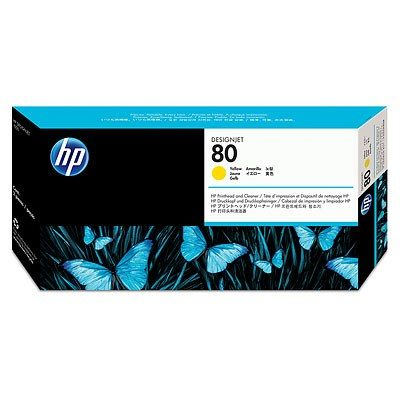 HP DesignJet 1000 Supplies - PH, PH-Yellow