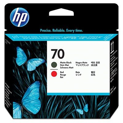 HP DesignJet Z3100 Supplies - PH, PH-Red/Matte Black