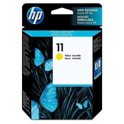 HP DesignJet 110 Supplies - Ink, 28, Ink-Yellow