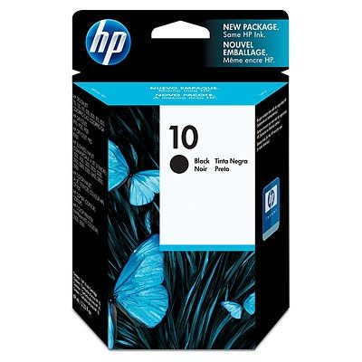 HP DesignJet 110 Supplies - Ink, 69, Ink-Black