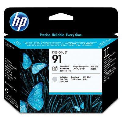 HP DesignJet Z6100 Supplies - PH, PH-Photo Black/Lt. Gray