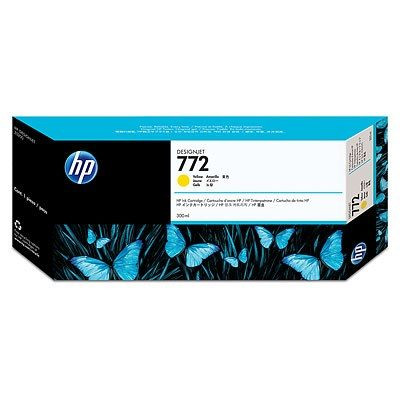 HP DesignJet Z5200 Supplies - Ink, 300, Ink-Yellow