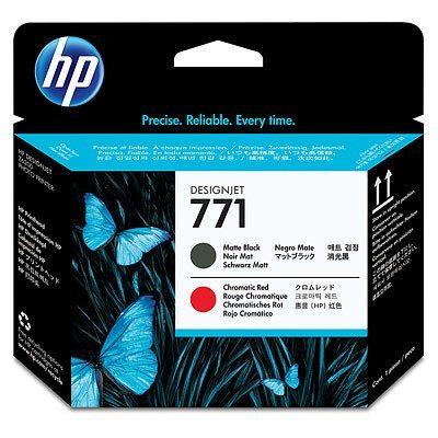 HP DesignJet Z6200/Z6800 Supplies - PH, PH-Matte Black/Chromatic Red