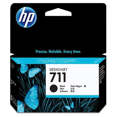 HP DesignJet T120 / T520 Supplies - Ink, 38, Ink-Black