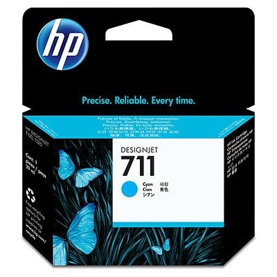 HP DesignJet T120 / T520 Supplies - Ink, 29, Ink-Cyan