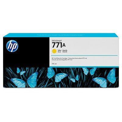 HP DesignJet Z6200/Z6800 Supplies - Ink, Ink-Yellow