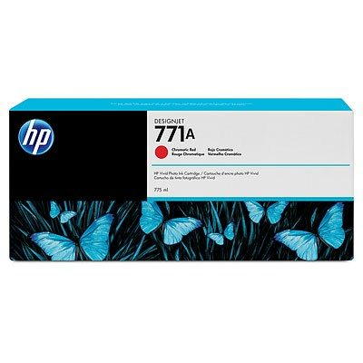 HP DesignJet Z6200/Z6800 Supplies - Ink, Ink-Chromatic Red
