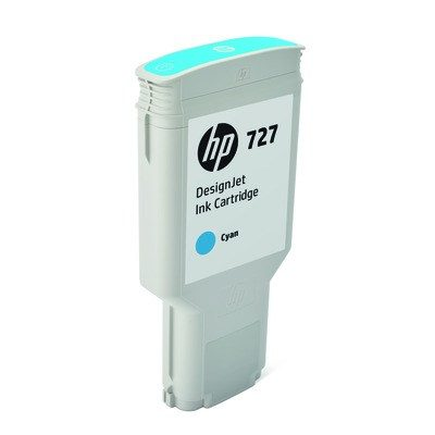HP DesignJet T920/930/1500/1530/2500/2530 Supplies - Ink, 300, Ink-Cyan