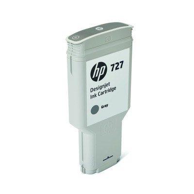 HP DesignJet T920/930/1500/1530/2500/2530 Supplies - Ink, 300, Ink-Gray