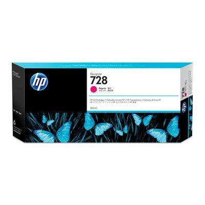 HP DesignJet T730/830 Supplies - Ink, 300, Ink-Magenta