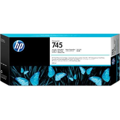 HP DesignJet Z2600/Z5600 Supplies - Ink, 300, Ink-Photo Black