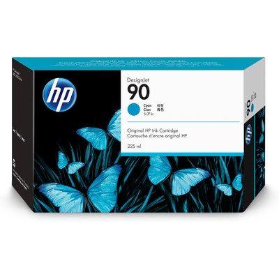 HP DesignJet 4000 Supplies - Ink, 225, Ink-Cyan