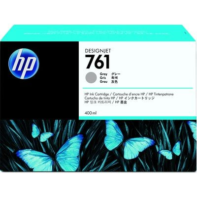 HP DesignJet T7100/7200 Supplies - Ink, 400, Ink-Gray