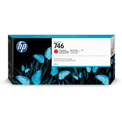 HP DesignJet Z6 Supplies - Ink, Ink-Chromatic Red